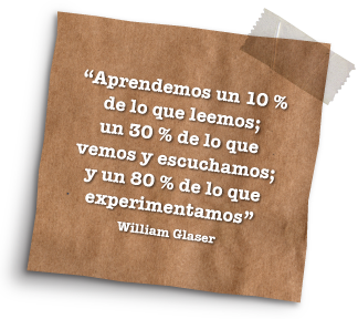 Frase de William Glaser